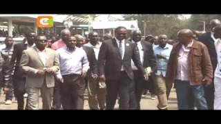 Msafara wa Gavana Joho wavamiwa Mpeketoni