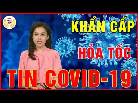Tin Dịch Covid-19 Mới Nhất  31/5/2021   Thêm 82 ca mắc COVID-19 trong nước
