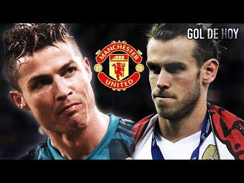 """Al Manchester United: ¿Cristiano o Bale? I """"Buffón al PSG"""""""
