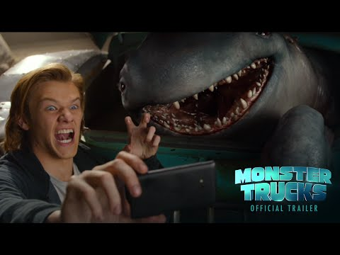 Monster Trucks Trailer (2017) - Paramount Pictures