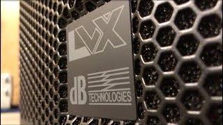 Quick dbTechnologies LVX 10 Review