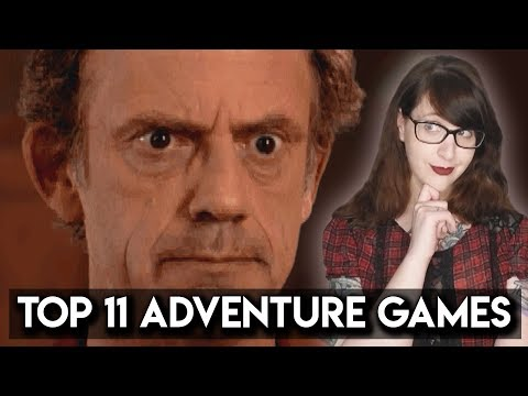 Top 11 Retro Adventure Games (That Are NOT Sierra Or LucasArts!) - Part 1