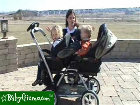Baby Gizmo Peg Perego Duette Stroller Review
