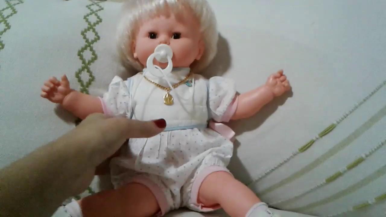Boneca Chupetim Da Estrela Anos 80