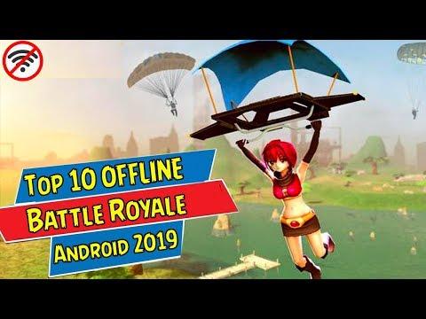 10 Game Batle Royale Offline Terbaik I Best 10 OFFLINE Battle Royale Android 2019