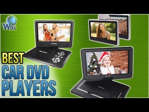 8 Best Car DVD Players 2018