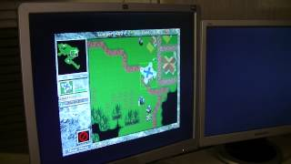 Playing WARCRAFT on a Power Macintosh 8100