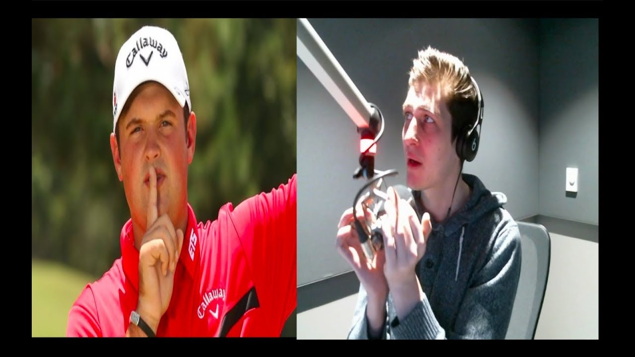 eedc16661d8 Patrick Reed takes on Jordan Spieth and the Rules Officials - YouTube