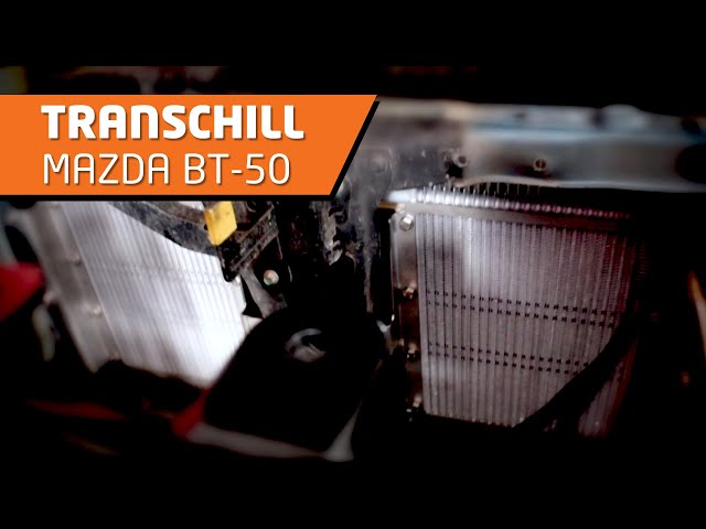 Transchill kit for Mazda BT-50