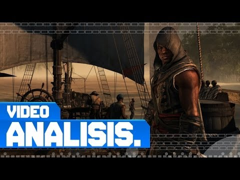 VIDEO ANÁLISIS: Assassin's Creed: Freedom Cry DLC