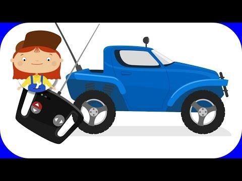 Doutora McWheelie. O carro de brinquedo não funciona! Desenhos animados