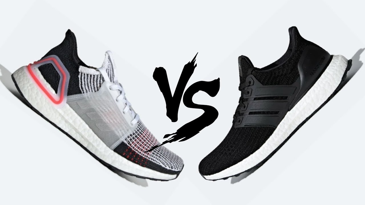 26b9698c809 Adidas UltraBoost 19 vs UltraBoost 4.0 vs AM4  Which is the Best ...