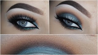 HOWTO cut crease like a pro part 2