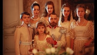Tsar Nicholas II and the House of Romanov at the Winter Palace w/ subtitles