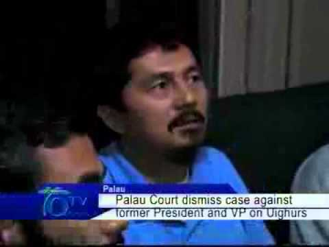 Palau Court Dismiss Case Against Former President And VP
