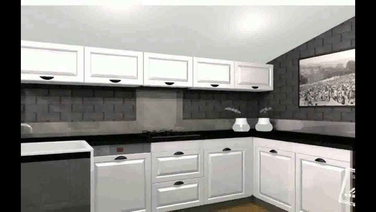 comment amenager sa cuisine youtube. Black Bedroom Furniture Sets. Home Design Ideas