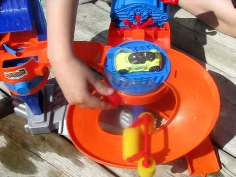 hot wheels color shifters bubble matic car wash review by michal youtube. Black Bedroom Furniture Sets. Home Design Ideas