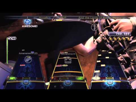 Rock Band 3 - Timmy & the Lords of the Underworld Full Band FC