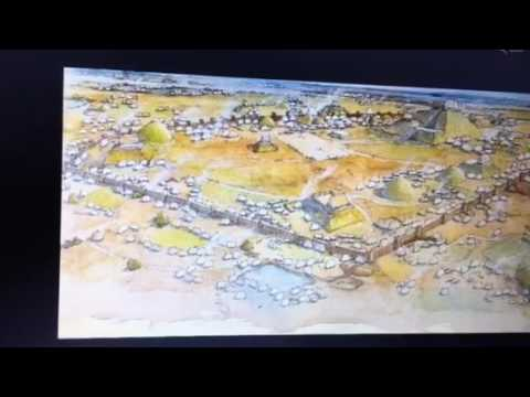 Cahokia- Mississippian mound builder culture