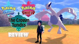 Pokemon Sword/Shield: The Crown Tundra DLC Review (Video Game Video Review)