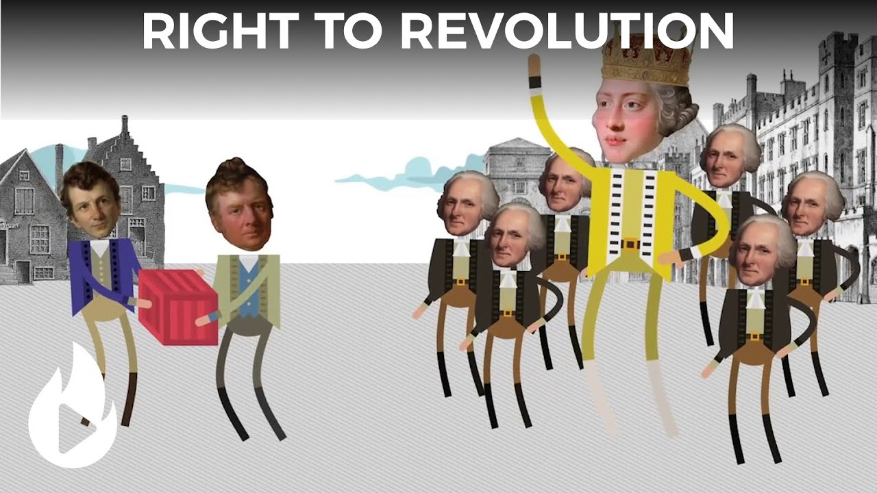 America's Founding, Ep. 5: Is There a Right to Revolution?