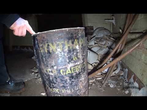 ABANDONED NUCLEAR BUNKER EXPLORATION (Episode 1)