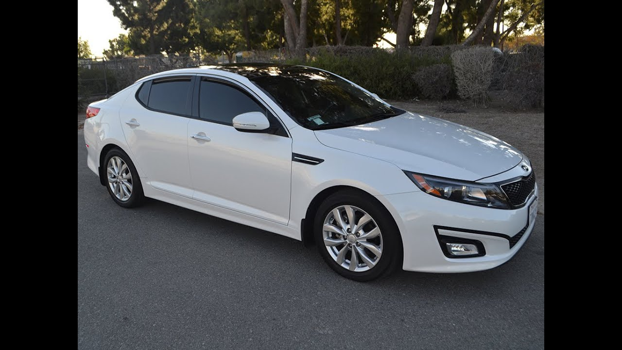 sold 2014 kia optima gdi sedan for sale by corvette mike youtube. Black Bedroom Furniture Sets. Home Design Ideas