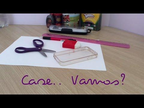 Como fazer capinha de papel? Aprenda no vídeo - Gabii Coscia