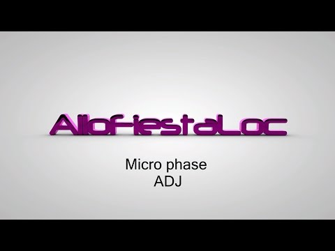 AlloFiestaLoc - Location ADJ Micro phase