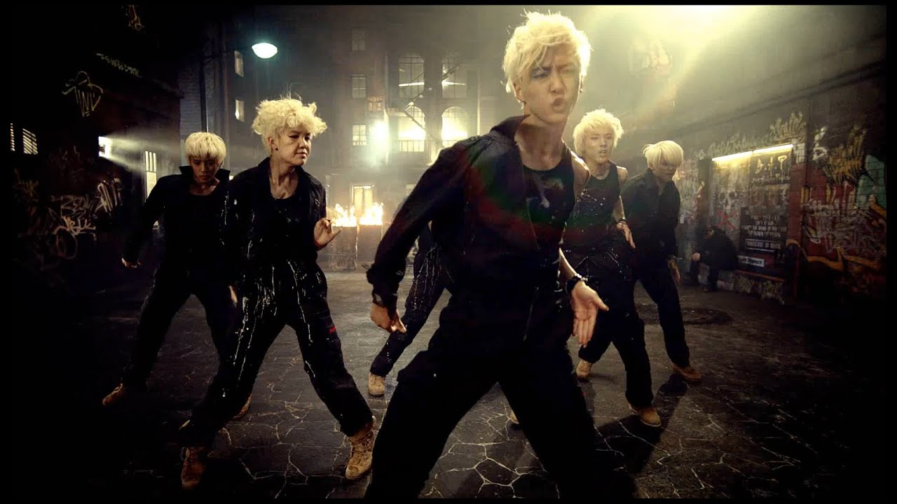 B.A.P - WARRIOR (Official Video / Japanese Version) #1