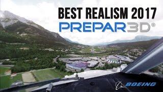 [Prepar3D] BEST REALISM 2017 ORBX INNSBRUCK