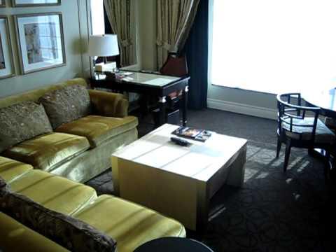 Palazzo Luxury Suite Youtube