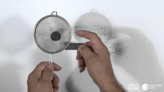 un détecteur de champ magnétique