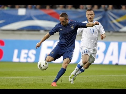 Franck Ribery Best Goal Ever  | HD