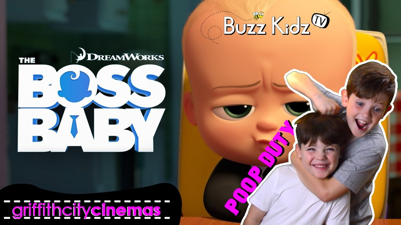Boss Baby Review: .Ok sure. - YouTube