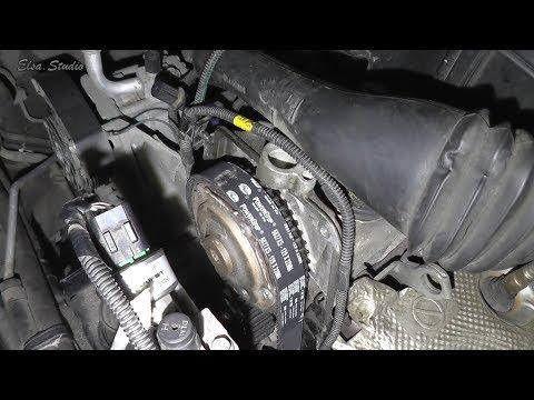 Замена ремня ГРМ и ремней привода FIAT Albea