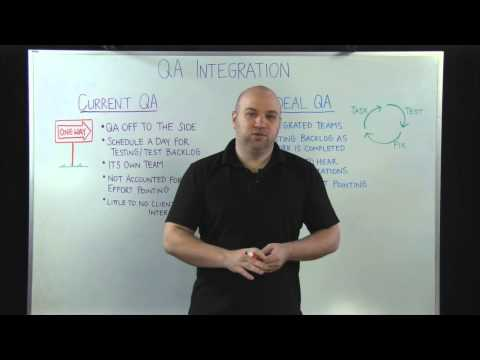 Integrating QA into Agile Web Development - 352 Noodles & Doodles Episode 16