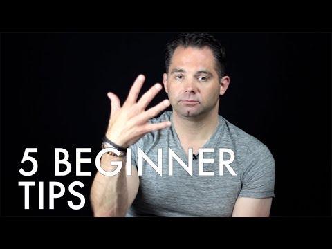5 Beginner Tips For Tin Whistle/Flute