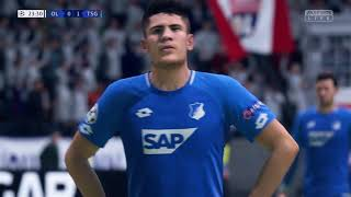 UEFA Champions League Highlights      Olympique  Lyon vs TSG Hoffenheim     (7.11.2018 )