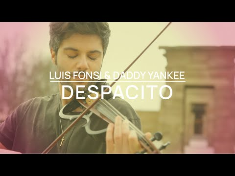 Cover Violín Luis Fonsi - Despacito ft. Daddy Yankee -Jose A