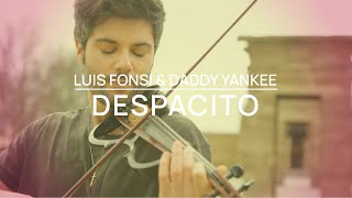 Cover Violín Luis Fonsi Despacito ft Daddy Yankee