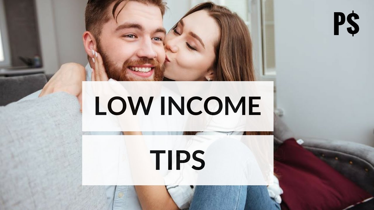 dating low income man