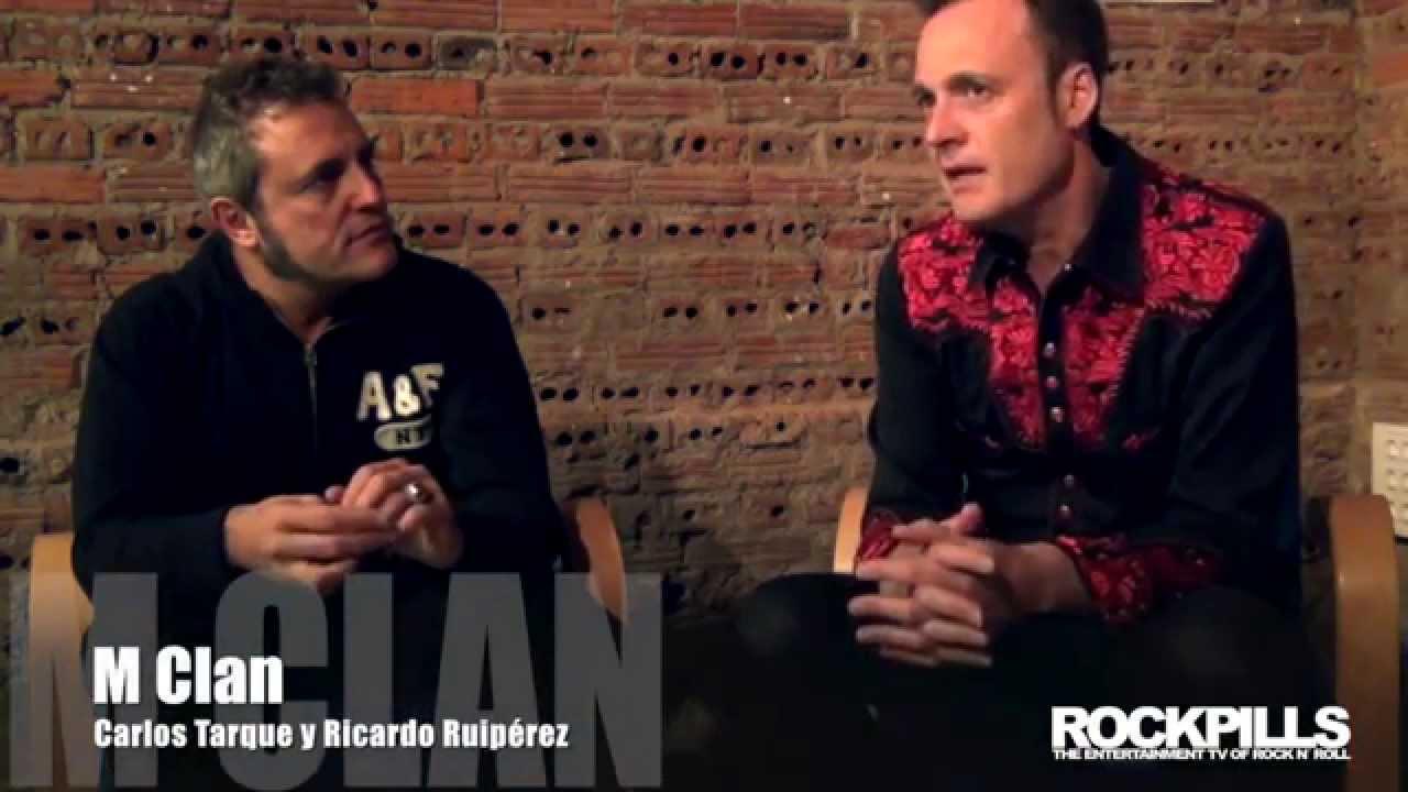M Clan - Dos noches en el Price - Entrevista - Rockpills