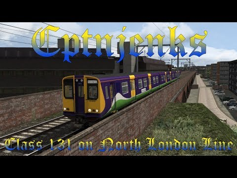 Class 313 on North London Line