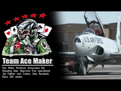 T-33 Shooting Star/Team Ace Maker  Teaser 2014