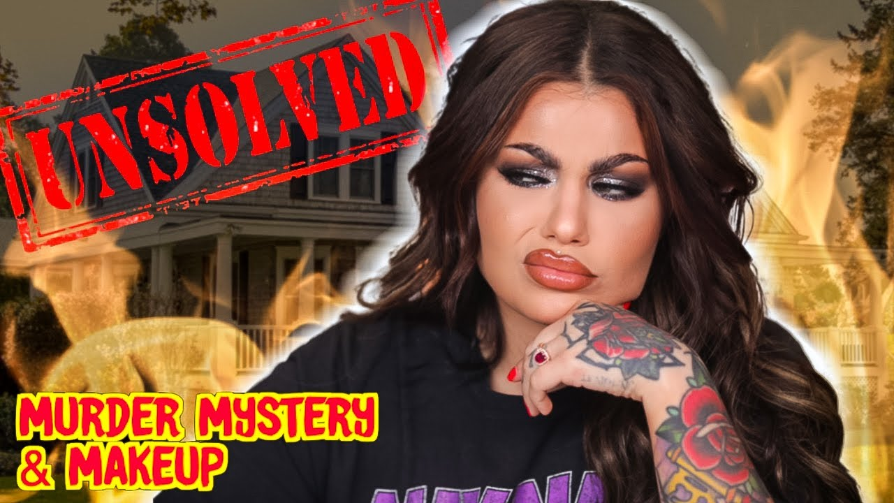 Up In Flames An Unsolved Mystery - What Happened To Nanette Krentel? Mystery & Makeup| Bailey Sarian