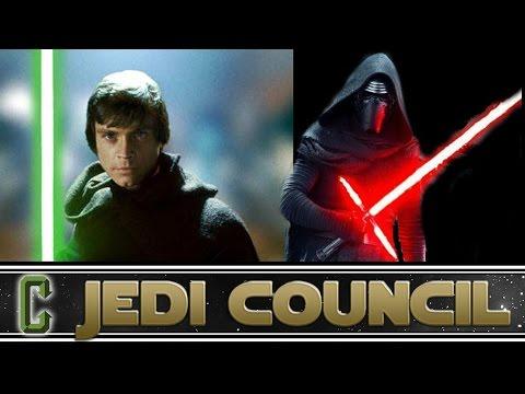 Collider Jedi Council - Is Kylo Ren Actually Luke Skywalker?