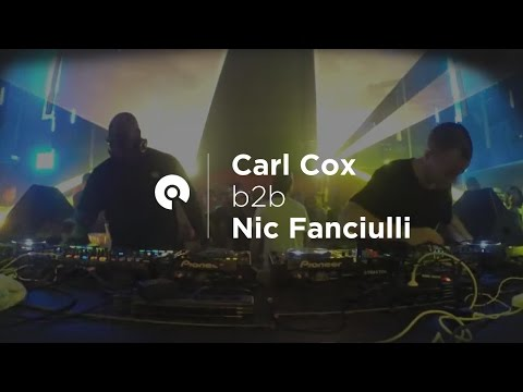 Carl Cox b2b Nic Fanciulli @ Music Is Revolution 2016 Week 4, Discoteca, Space Ibiza