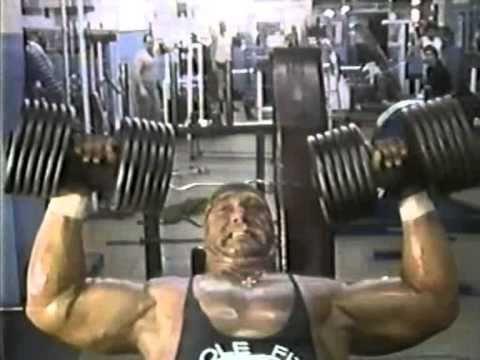 Hulk Hogan Gym Circa 87
