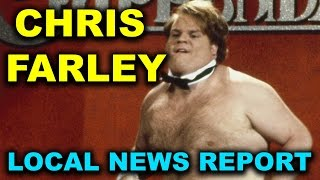 Chris Farley Funeral | Local News | 23 Dec 1997